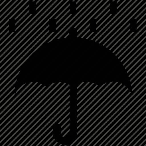 logistic delivery, parasol, protection, rain, rain protection, secure, umbrella icon