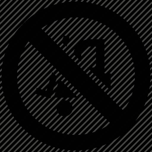 ban, forbid, no parking, parking ban, prohibit, restriction icon