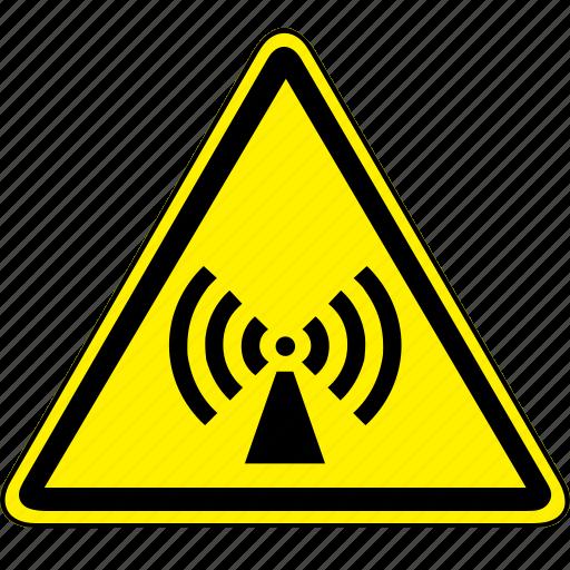 ionizing, non, non-ionizing radiation, radiation icon
