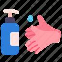 alcohol, coronavirus, covid, hands, soap, washing