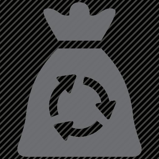 bin, disposal, garbage, recycle, remove, trash icon