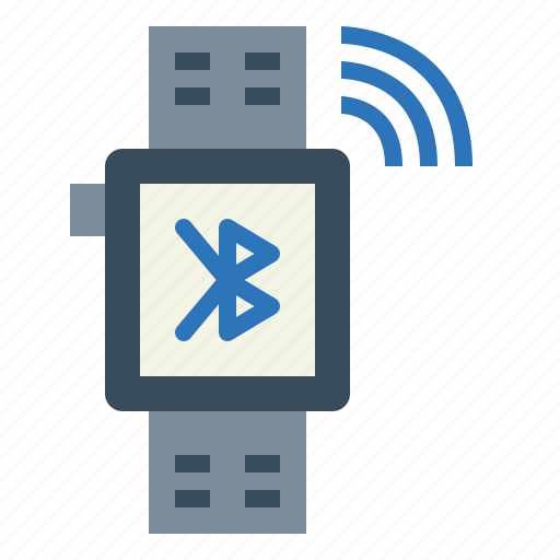 Bluetooth, communications, smartphone, smartwatch icon - Download on Iconfinder