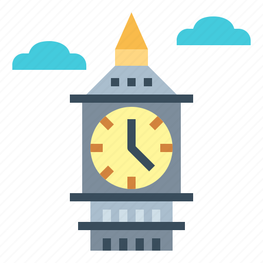 Architecture, ben, big, clock, monuments, tower icon - Download on Iconfinder