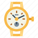 clock, date, dress, time, watch icon