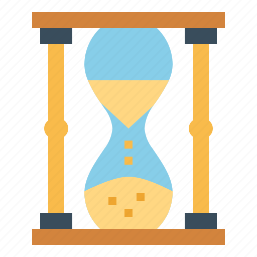 Hourglass, sand, time, waiting icon - Download on Iconfinder