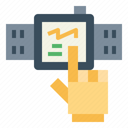 Finger, hand, tap, touch icon - Download on Iconfinder