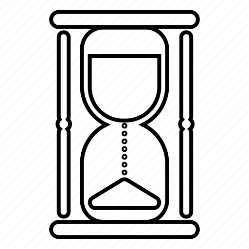 Hourglass, time, watch icon - Download on Iconfinder
