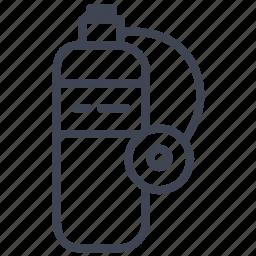 activities, bottle, diving, equipment, water icon