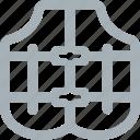 compensator, diving icon