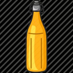 bottle, drink, gym bottle, mineral water, sports bottle, water bottle icon