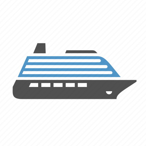 boat, cruise liner, cruise ship, passenger transport, ship, travel, vessel icon