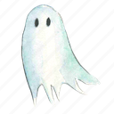 costume, ghost, ghoul, halloween, haunt, haunted, spooky, trick-or-treat, wraith icon