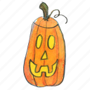 face, halloween, jack, jack-o-lantern, lantern, light, pumpkin, smile icon