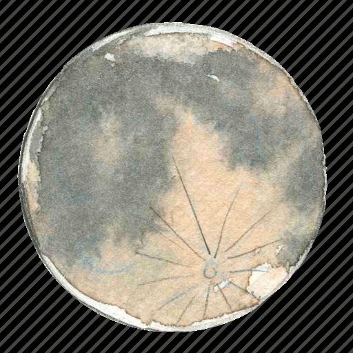 celestial, lunar, moon, night, sky, solar, solar-system icon