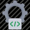 software, development, dev, programming, code icon