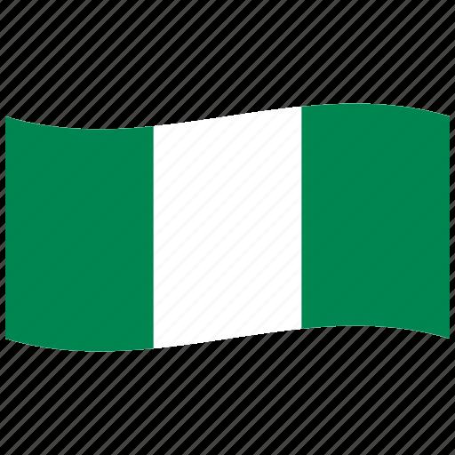 ci, cote, côte d'ivoire, divoire, ivory coast, republic, waving flag icon