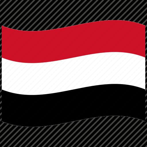 arab, arabian, emirates, green, muslim, united, waving flag icon