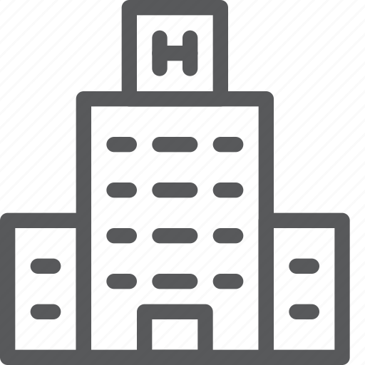 accomodation, building, hotel, rest, room, travel, way finding icon