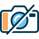 cam, camera, no photo, photo, prohibited, wayfind icon