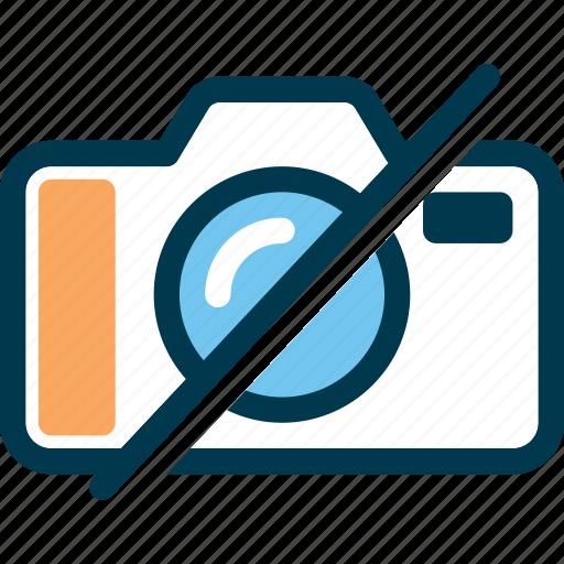 cam, camera, no photo, photo, prohibited, wayfind icon