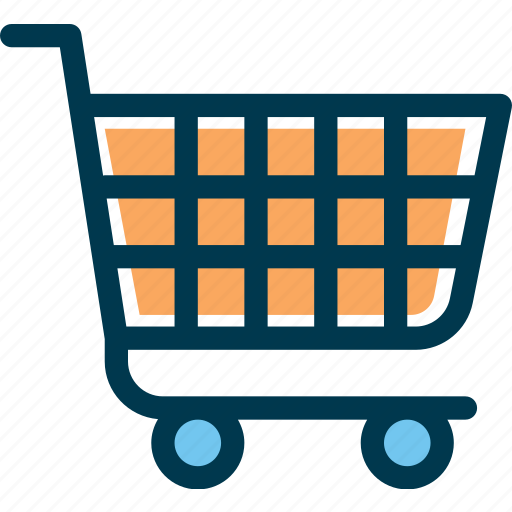 cart, shop, shopping, store, wayfind icon