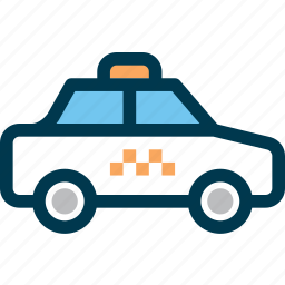 car, taxi, transport, vehicle, wayfind icon