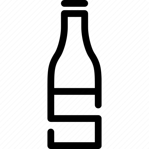 alcohol, bar, beer, beverage, bottle, drink, wayfind icon