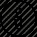 help, info, information, wayfind icon