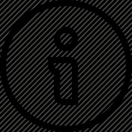 Help, info, information, wayfind icon - Download on Iconfinder