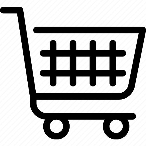 cart, shop, shopping, store, trolley, wayfind icon