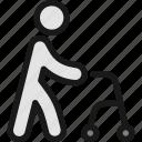 disability, walking, help