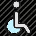 disability, wheelchair