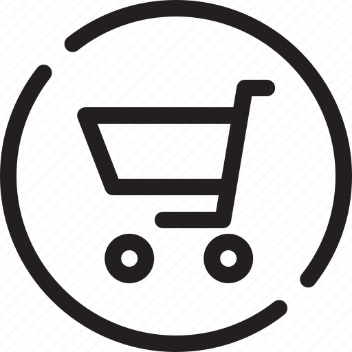 basket, buy, cart, good, purchase, salesroom, shop icon