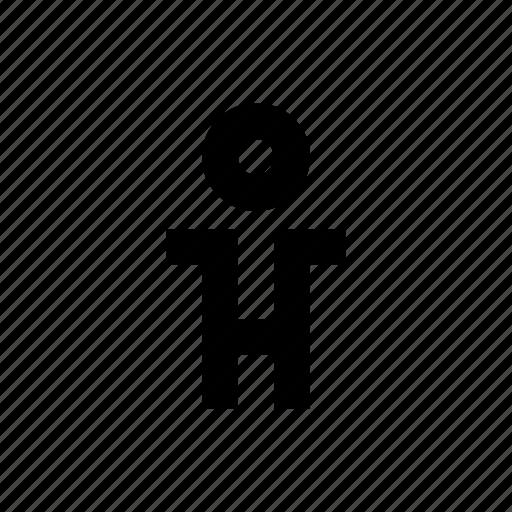 Baby, children, kid, wayfind icon - Download on Iconfinder