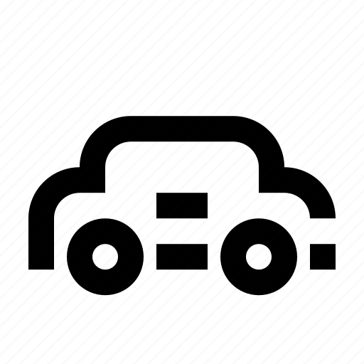 car, transport, vehicle, wayfind icon