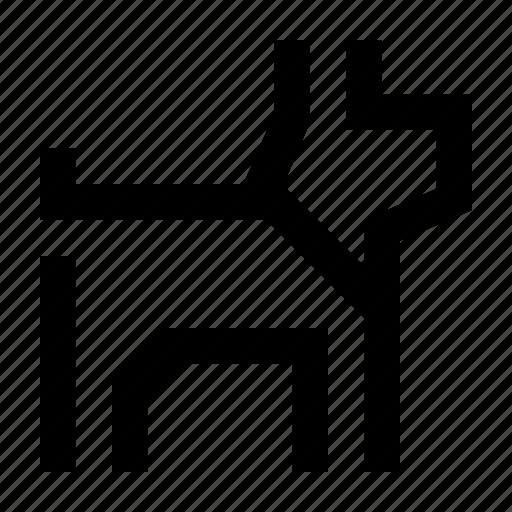 animal, collar, dog, wayfind icon