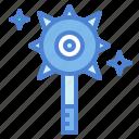 excalibur, fantasy, mace, weapons icon