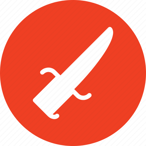 blade, knife, medieval, sword, weapon icon