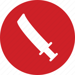arabic, blade, medieval, sword, weapon icon