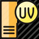low, uv