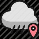 weather, app, rain, location