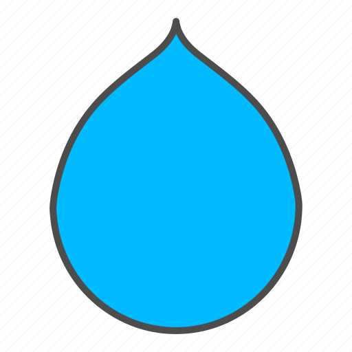 drop, droplette, hovytech, rain, swim, water, weather icon