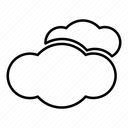 cloud, cloudy, hovytech, rain, snow, storm, weather icon