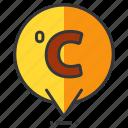 celcius, forecast, temperature, weather