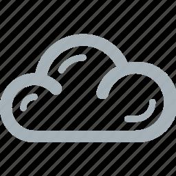 cloudy, season, weather icon