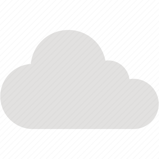 Cloud, cloudy, forecast, weather icon - Download on Iconfinder