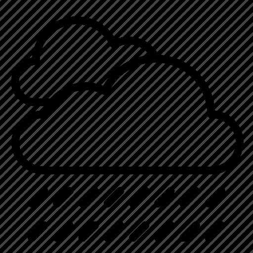 cloud, clouds, nature, rain, rainclouds, rainstorm, weather icon