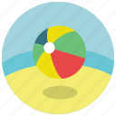 ball, forecast, heat, summer, weather icon