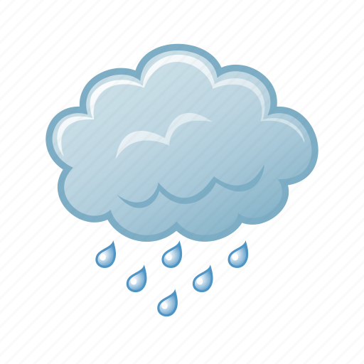 cloud, rain, spring, weather icon