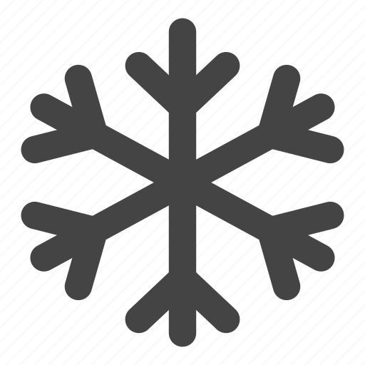 Snow, snow flake, weather, winter, christmas, snowflake icon - Download on Iconfinder